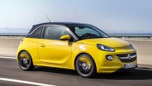 Opel Adam z nową automatyczną skrzynią