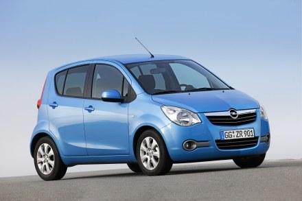 Opel agila /