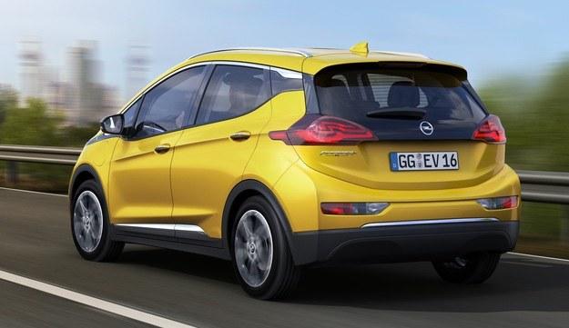 Opel Ampera-e /Opel
