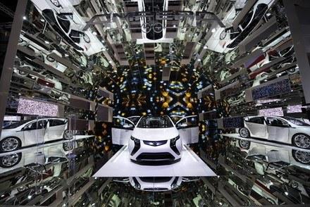 Opel ampera /AFP