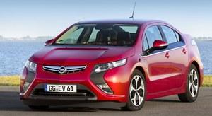 Opel Ampera /Motor