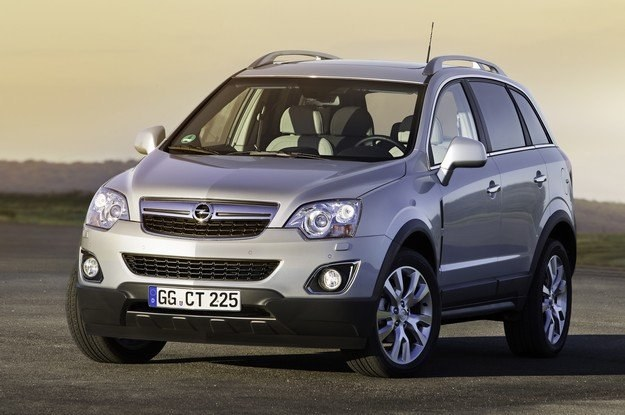 Opel antara /