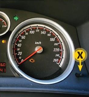 Opel Astra (2004-2007) /Motor