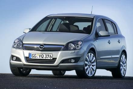 Opel astra 2007 / Kliknij /INTERIA.PL