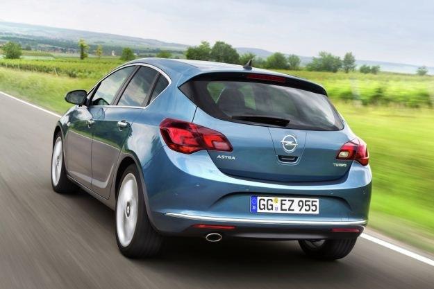 Opel astra hatchback /