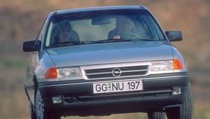 Opel astra I kontra volkswagen golf III