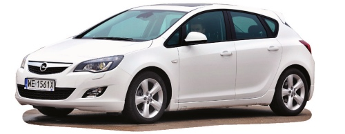 Opel Astra IV /Motor