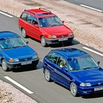 Opel Astra kończy 30 lat. Miał zastąpić Poloneza?