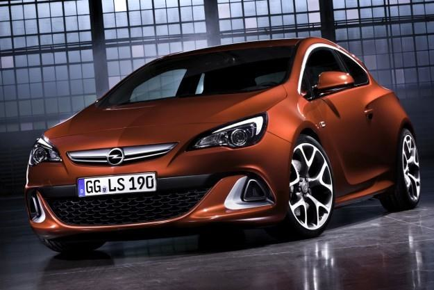 Opel astra OPC /