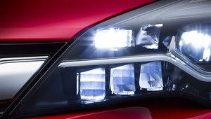 Opel Astra otrzyma LEDy z najwyższej półki
