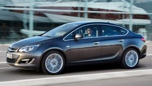 Opel Astra Sedan - nowy produkt z Polski