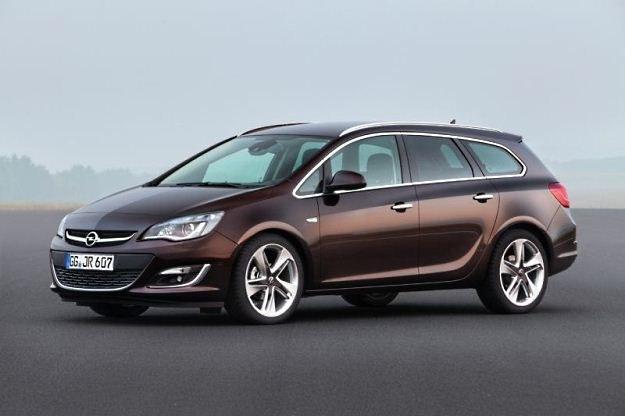 Opel astra sports tourer /
