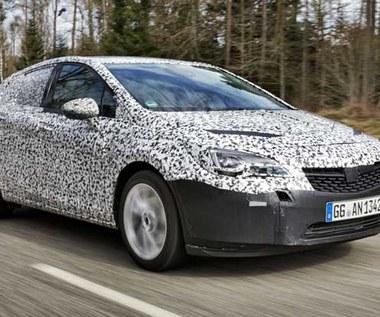 Opel Astra V z Polski. Nadciąga pogromca Golfa VII?