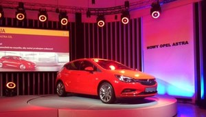 Opel Astra z polskimi cenami