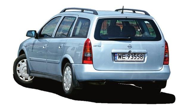 Opel Astra /Motor