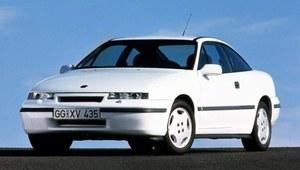 Opel Calibra - 25 lat