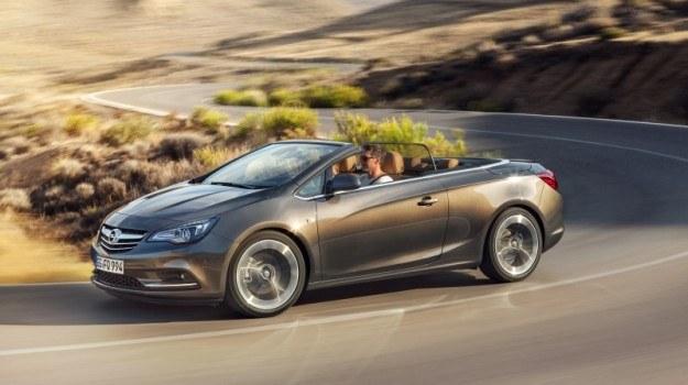 Opel Cascada może poruszać się na obręczach o średnicy od 17 do 20 cali. /Opel