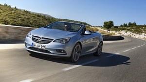 Opel Cascada z nowym silnikiem i nie tylko