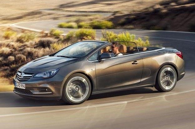 Opel cascada /