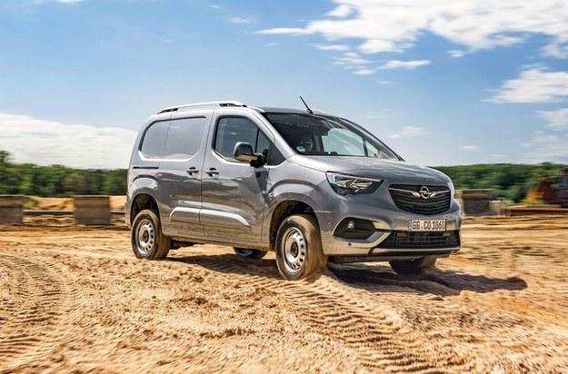 Opel Combo Cargo 4x4 /Opel