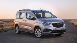 Opel Combo z francuskimi genami