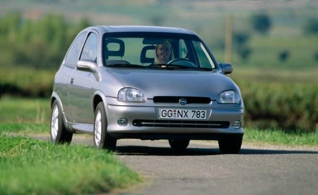 Opel corsa B /