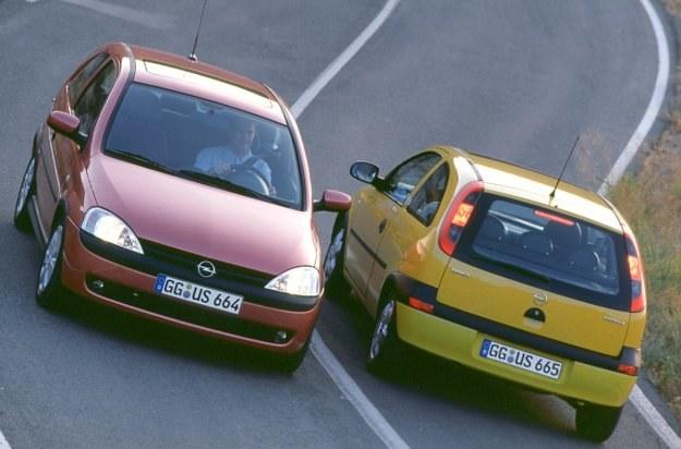 Opel corsa C /