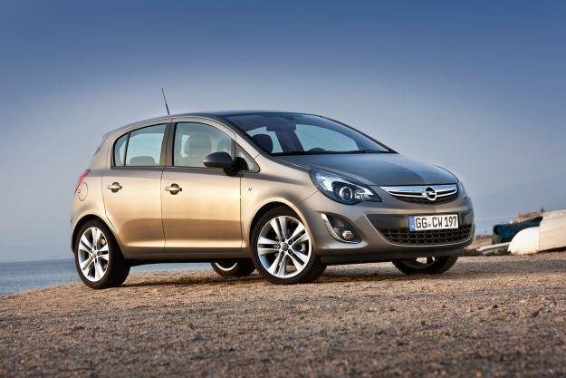 Opel corsa D /