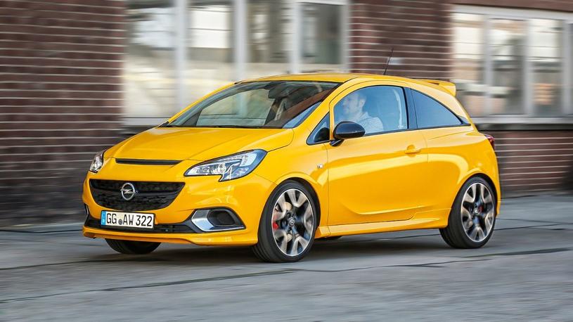 Opel Corsa GSi /