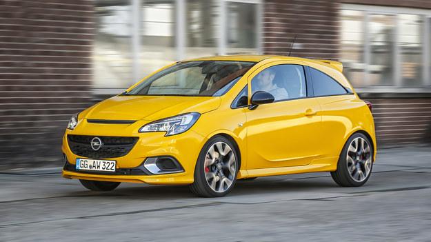 Opel Corsa GSi /Opel
