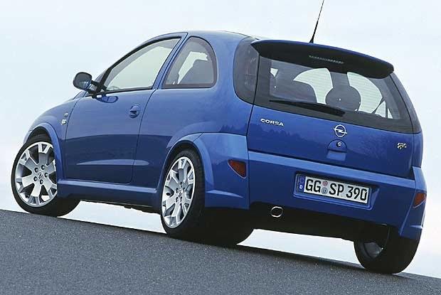Opel Corsa OPC (kliknij) /INTERIA.PL