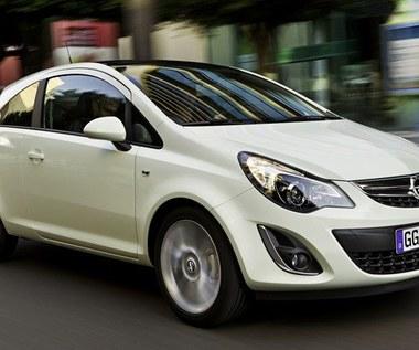 Opel corsa po liftingu