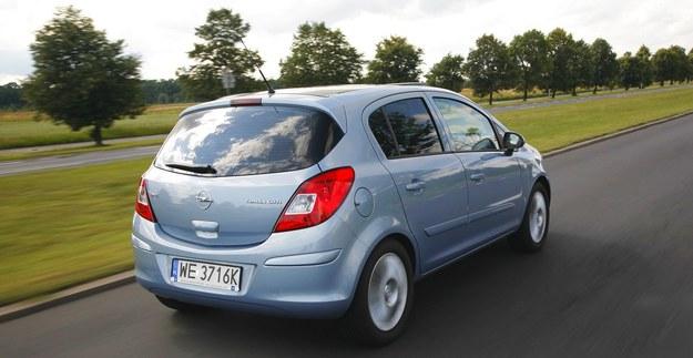 Opel Corsa /Motor