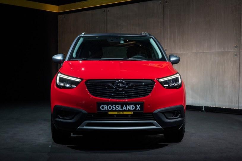 Opel Crossland X wyceniony /