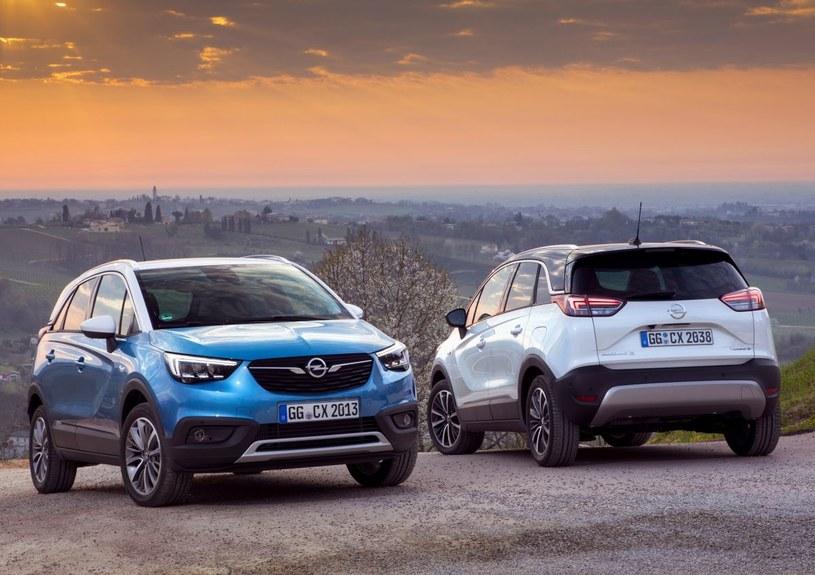 Opel Crossland X /