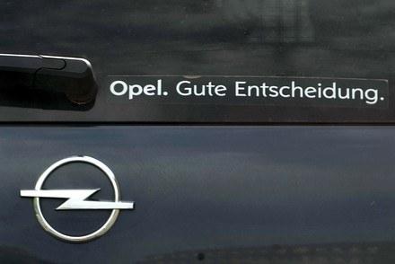 """Opel. Dobry wybór"" /AFP"
