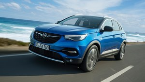 Opel Grandland X z nowym, mocnym silnikiem