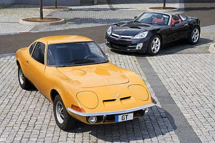 Opel GT / kliknij /INTERIA.PL