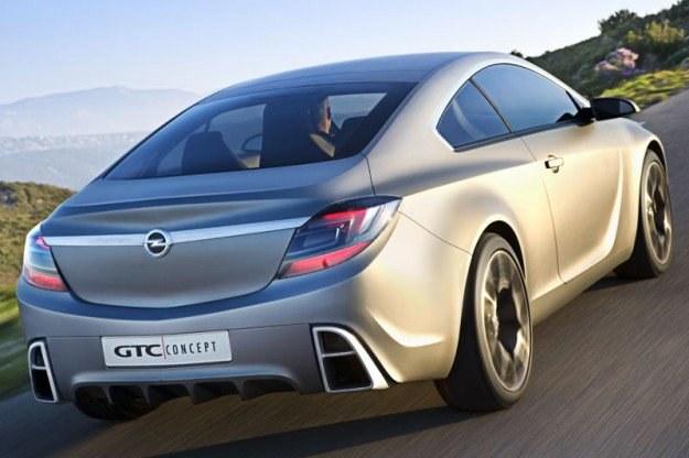 Opel GTC concept /