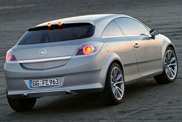 Opel GTC Geneve (kliknij) /INTERIA.PL