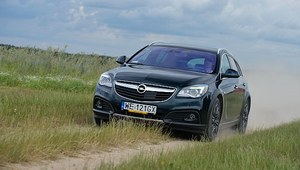 Opel Insignia Country Tourer 2.0 Turbo 4x4 - test