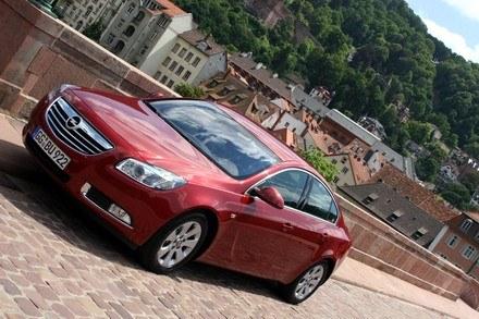 Opel insignia ecoflex /INTERIA.PL