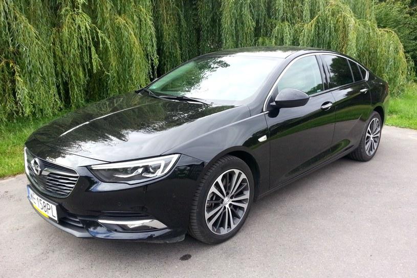 Opel Insignia Grand Sport /INTERIA.PL