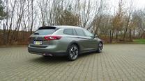 Opel insignia na filmie