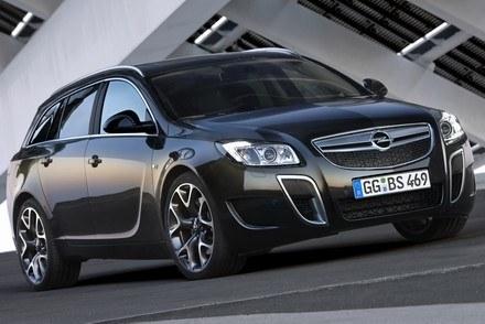 Opel insignia OPC sports tourer /
