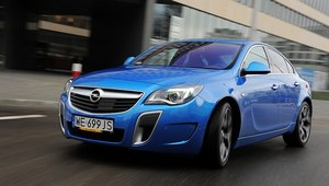 Opel Insignia OPC Unlimited - test