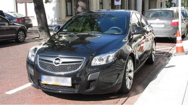 Opel insignia OPC /RMF