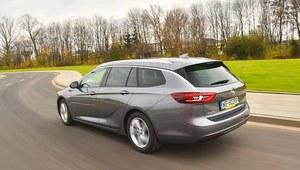 Opel Insignia Sports Tourer 2.0 CDTI A8 Elite – test