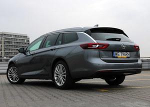 Opel Insignia Sports Tourer 2.0 CDTI A8. Ewolucja w dobrą stronę
