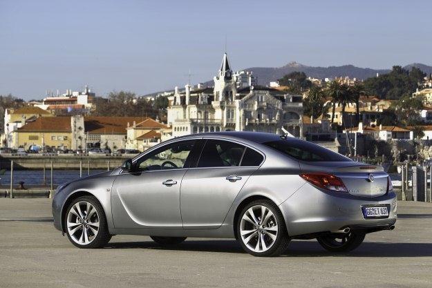 Opel Insignia to auto chętnie kupowane do flot /